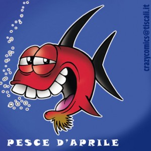 Pesce d'Aprile: April Fool's Day in Italy