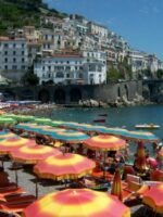 Amalfi Beach Campania Travel