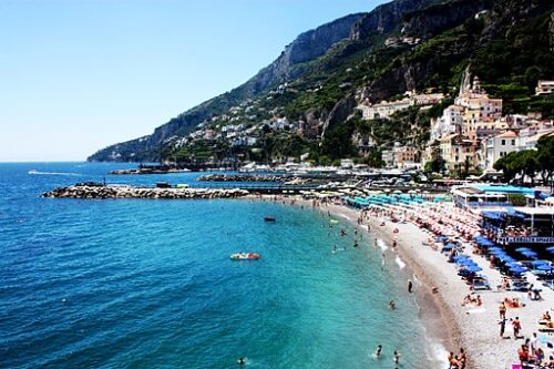 Amalfi Coast Romantic