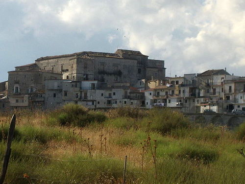 Calabria Tour Monasterace Castle Medieval Villages of Calabria, Part I