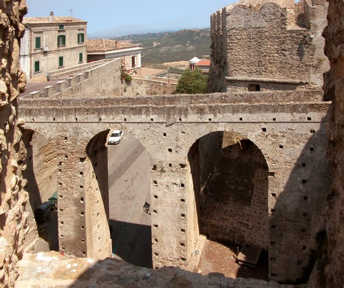 Calabria Tour Santa Saverino Medieval Villages of Calabria, Part I