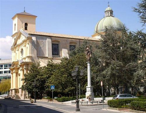 Calabria Travel Immacolata Church in Catanzaro How to Spend a Perfect Spring Day in Catanzaro