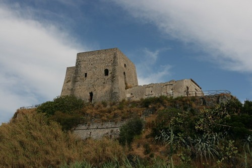 Calabria Travel Talao in Scalea 1 Five Fabulous Fortresses in Calabria