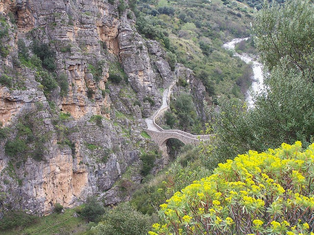 Civita Raganello Canyon