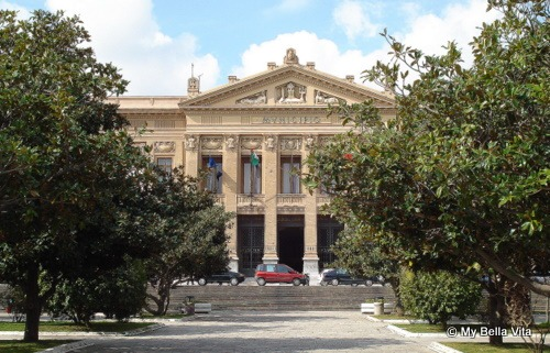 Messina Travel City Hall Messina: An Easy Day Trip from Central Calabria