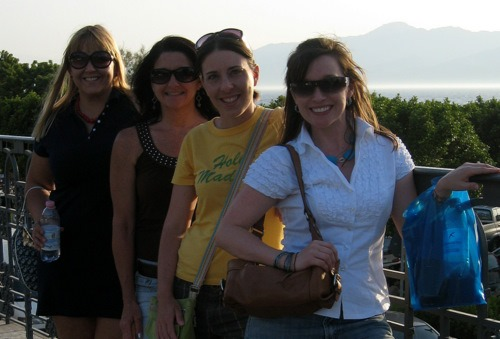 American expats living in Calabria; trip to Reggio Calabria