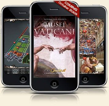 iphone application-vatican museums