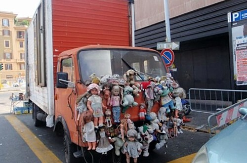 truck Experiencing Italy: My Favorite Roman Neighbors, by Danielle Russo